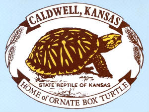 The PRIDE of Caldwell, Kansas  (click here to see more)