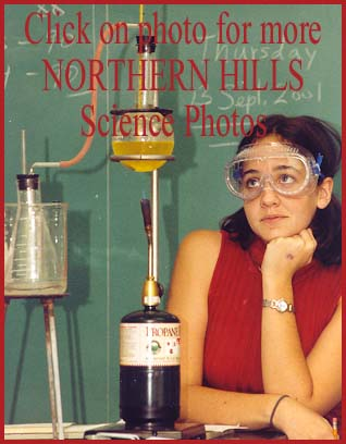 Northern Hills Junior High Science (CLICK HERE FOR MORE PHOTOS)