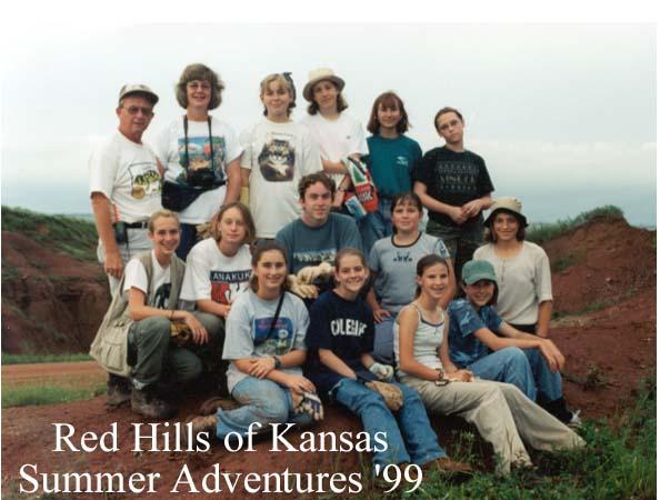 Red Hills Summer Adventures '99